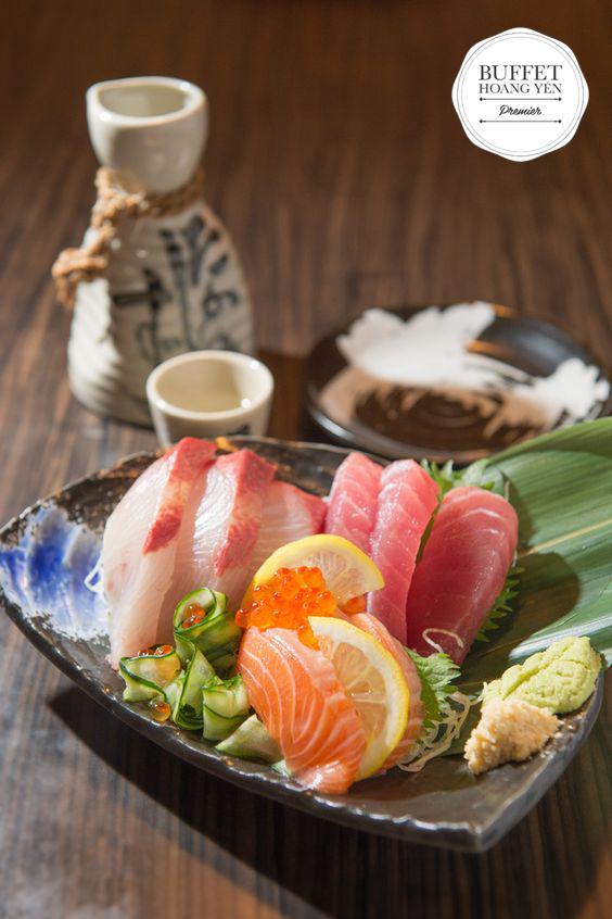 Trải nghiệm thiên đường ẩm thực truyền thống Nhật - Hàn - Ảnh 1.