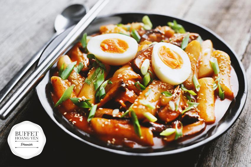 Trải nghiệm thiên đường ẩm thực truyền thống Nhật - Hàn - Ảnh 2.