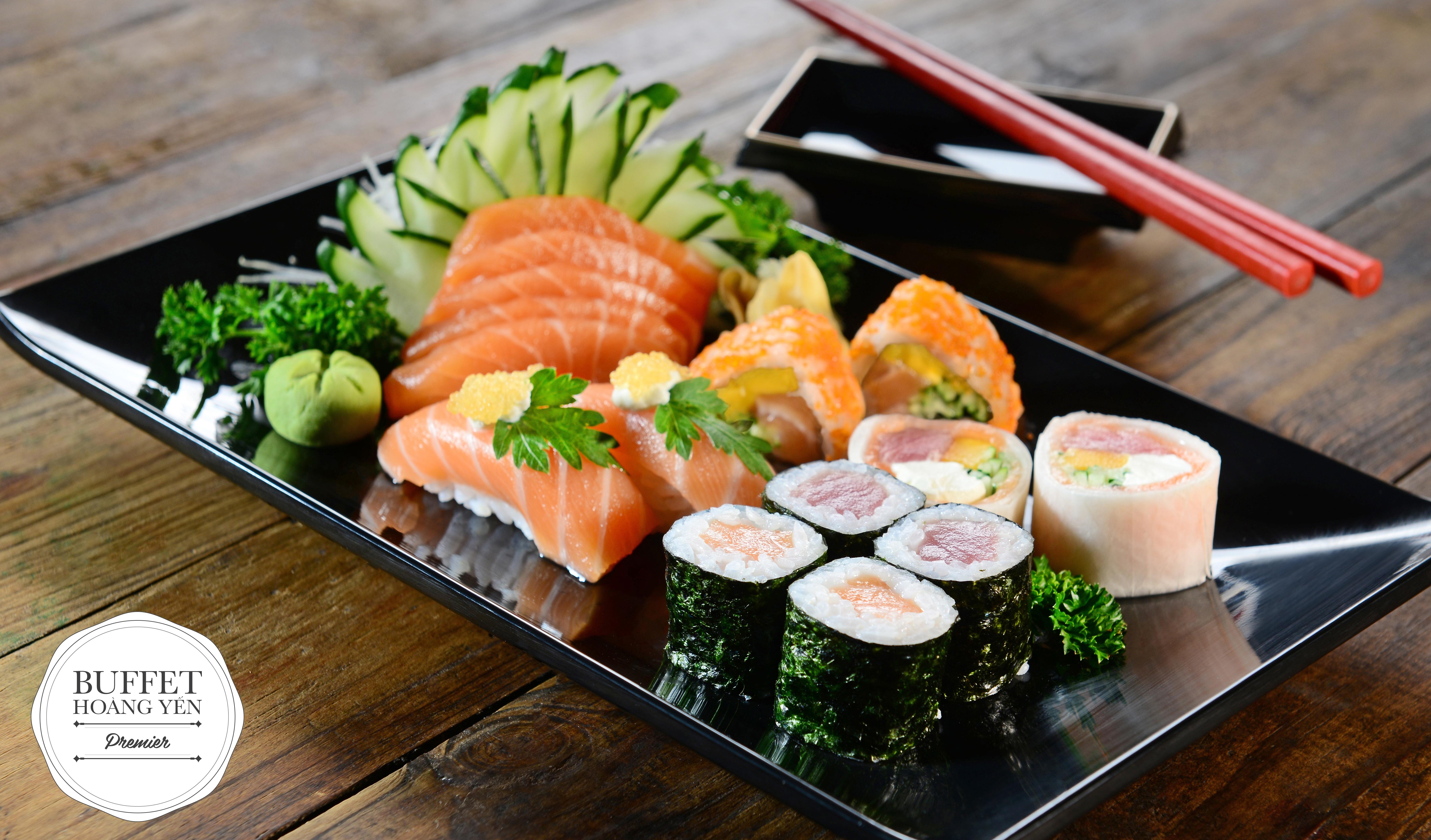 Trải nghiệm thiên đường ẩm thực truyền thống Nhật - Hàn - Ảnh 8.