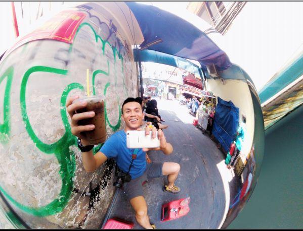 """Tâm Bùi: """"Sài Gòn là để selfie"""" - Ảnh 3."""