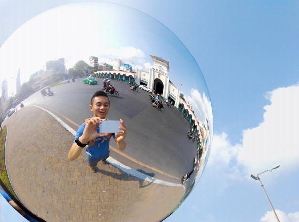 """Tâm Bùi: """"Sài Gòn là để selfie"""" - Ảnh 5."""