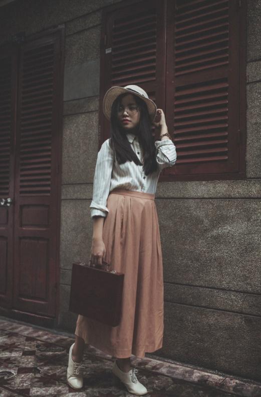 """7 phong cách thời trang ngẫu hứng đang khiến giới trẻ Việt """"phát cuồng"""" - Ảnh 22."""