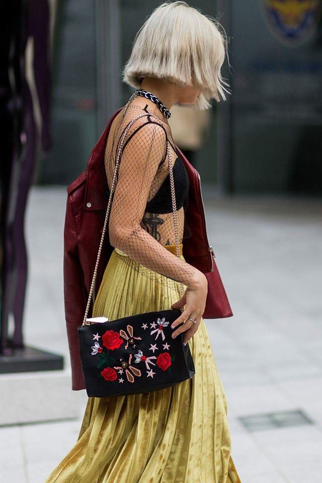 """Nàng stylist 9X """"định nghĩa lại nét ngẫu hứng trong thời trang - Ảnh 9."""