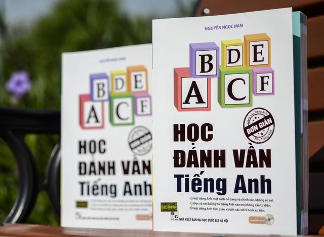 Anh đã chứng minh được rằng tiếng Anh hoàn toàn có thể đánh vần được như tiếng Việt.