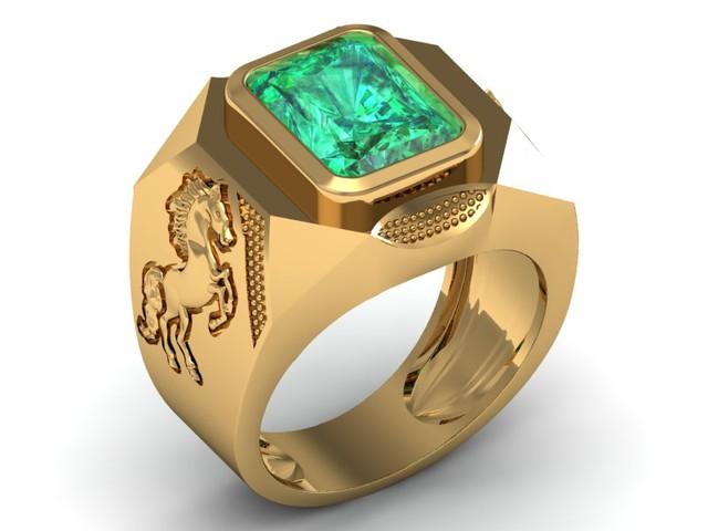 Một chiếc nhẫn Sapphire Xanh lá rất phù hợp với những bạn trẻ có phong thái điềm tĩnh, phong cách nhẹ nhàng và sâu lắng.