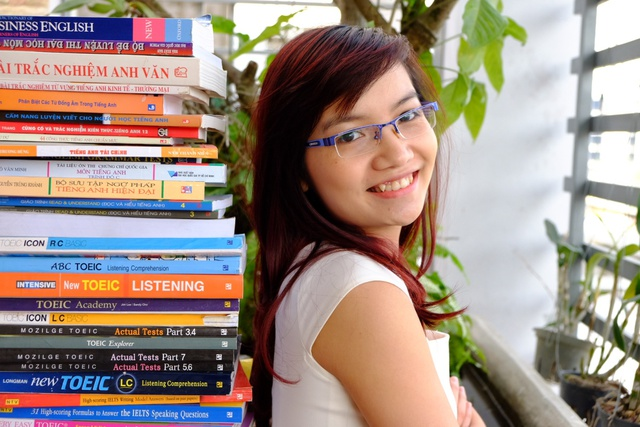 Xinh đẹp, tài năng và cực kì thân thiện là những nhận xét của học trò dành cho cô