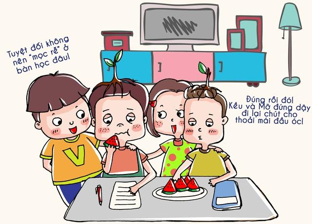 5 bí quyết giữ gìn sức khỏe để đạt điểm cao trong các kỳ thi - Ảnh 3.