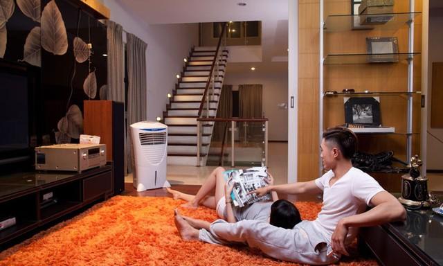 Máy làm mát – Giải pháp làm lạnh tối ưu tiết kiệm điện năng nhất - Ảnh 3.