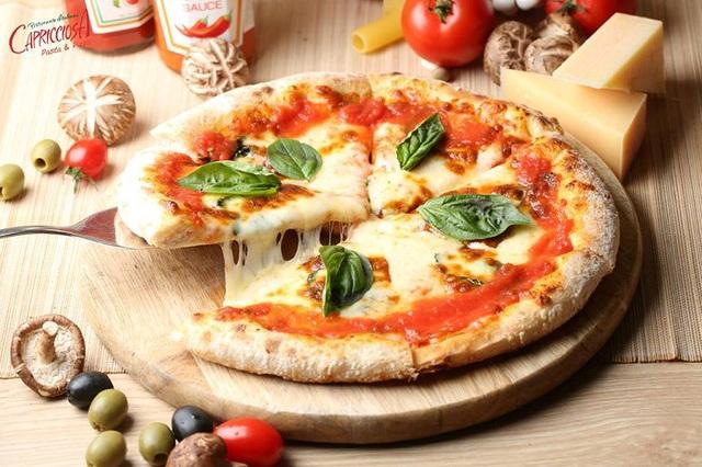 Đi tìm chiếc pizza Ý ngon nhất giữa lòng Hà Nội - Ảnh 1.