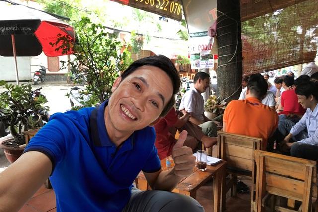 Một ngày dạo phố Sài Gòn cùng Hoài Linh - Ảnh 8.