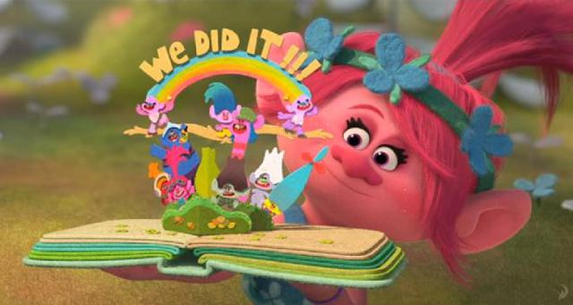 Trolls tung trailer cực vui nhộn trên nền nhạc Cant stop the feeling - Ảnh 5.