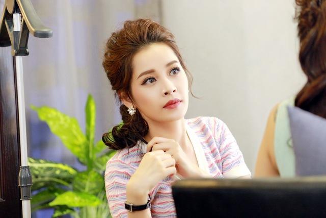 Chi Pu, Thanh Vân Hugo đẹp rạng ngời trong lễ khai trương Quách Ánh Makeup Store - Ảnh 5.
