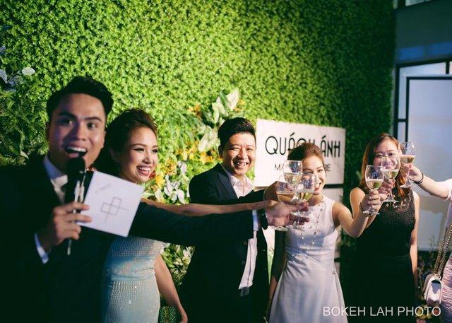 Chi Pu, Thanh Vân Hugo đẹp rạng ngời trong lễ khai trương Quách Ánh Makeup Store - Ảnh 16.