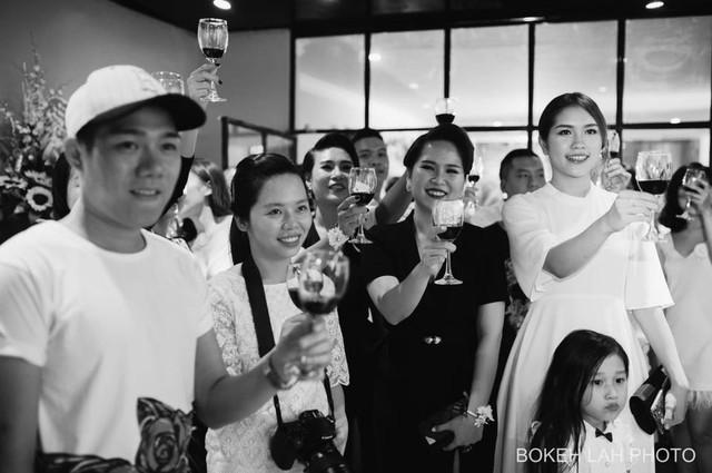 Chi Pu, Thanh Vân Hugo đẹp rạng ngời trong lễ khai trương Quách Ánh Makeup Store - Ảnh 17.