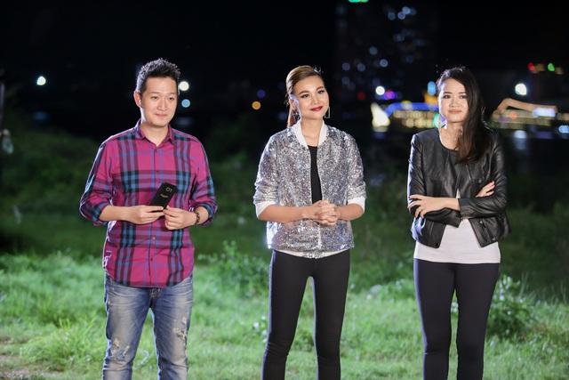 """""""Gương mặt"""" công nghệ mới trong thử thách chụp hình của Vietnam's Next Top Model - Ảnh 1."""