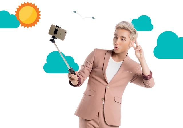 """Sơn Tùng M-TP tung clip với 3 phụ kiện công nghệ """"không phải dạng vừa"""" - Ảnh 3."""