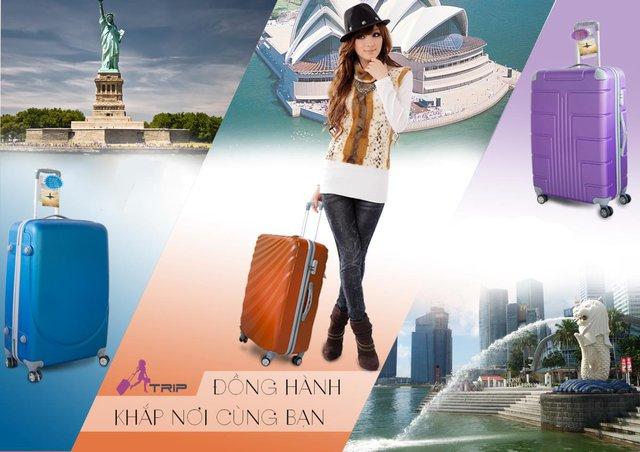 Hé lộ top 5 chiếc vali chất lượng cực tốt giá cực rẻ cho mùa du lịch rực rỡ - Ảnh 2.