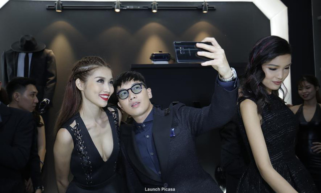 Sao Việt hào hứng trải nghiệm điệp viên mang tên Galaxy Note7 - Ảnh 5.