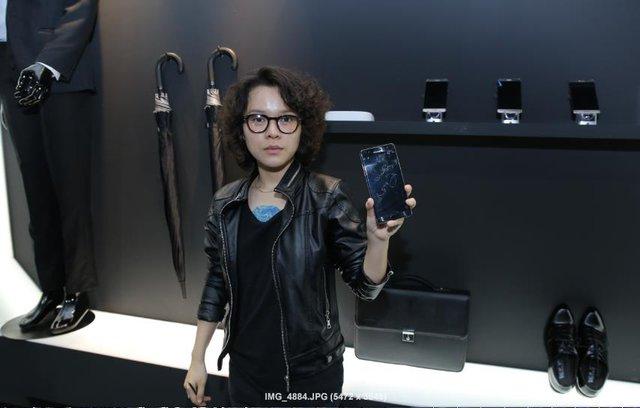Sao Việt hào hứng trải nghiệm điệp viên mang tên Galaxy Note7 - Ảnh 9.