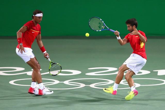 Cận cảnh đồng hồ 18 tỷ của Raphael Nadal tại Olympics Rio 2016 - Ảnh 7.
