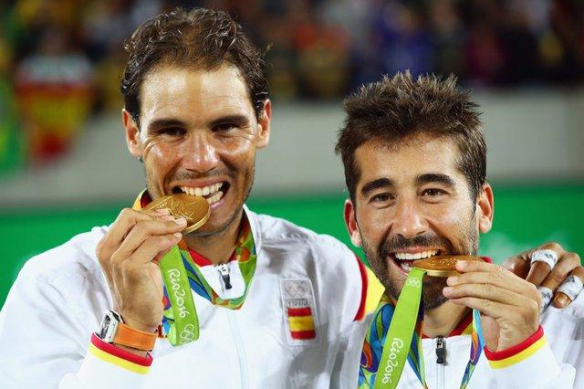 Cận cảnh đồng hồ 18 tỷ của Raphael Nadal tại Olympics Rio 2016 - Ảnh 10.