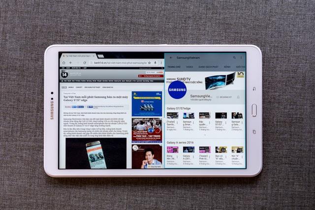 """3 điều thú vị về Samsung Galaxy Tab A6 10.1"""" – Ngôi vương trong dòng tablet giải trí - Ảnh 2."""