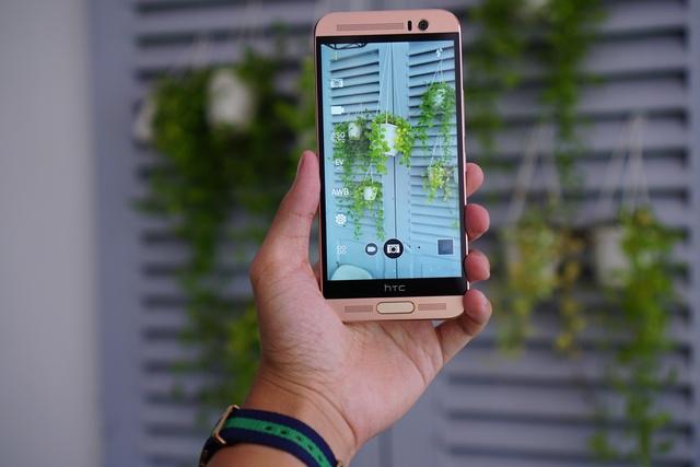 HTC One ME trở nên khác biệt giữa rừng smartphone - Ảnh 1.