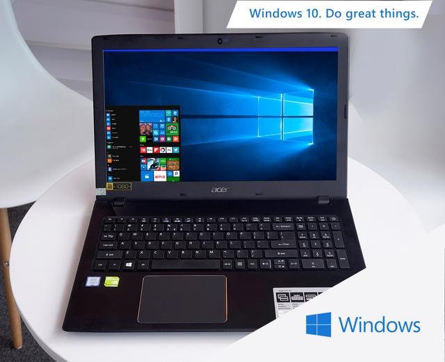 Laptop 10 triệu đồng, cấu hình mạnh mẽ cho sinh viên - Ảnh 1.