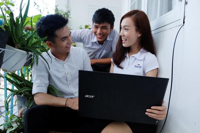 Laptop 10 triệu đồng, cấu hình mạnh mẽ cho sinh viên - Ảnh 2.