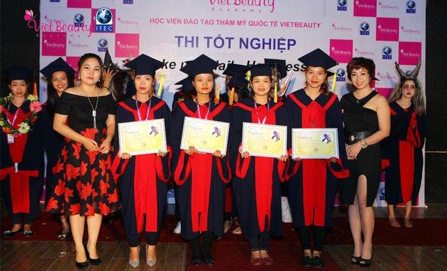 Học nghề làm đẹp tại Việt Nam được cấp bằng quốc tế ITEC có giá trị toàn cầu - Ảnh 4.