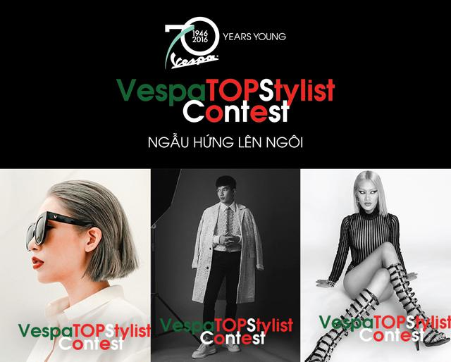 Tự do phá cách cùng Vespa Amateur Stylist Contest - Ngẫu hứng lên ngôi - Ảnh 2.