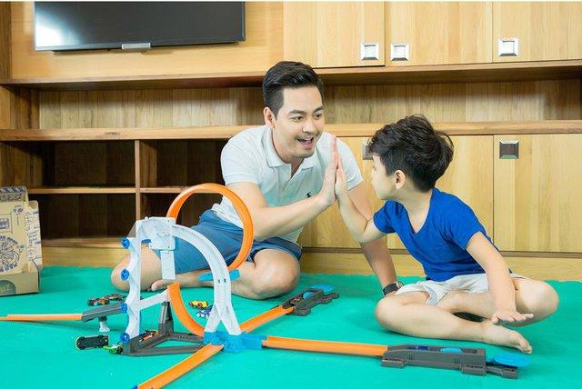MC Phan Anh bật mí 3 bước biến xe đồ chơi của con thành xe hơi xịn cho bố - Ảnh 4.
