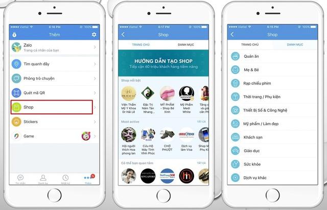 Zalo chính thức cung cấp miễn phí công cụ bán hàng - Ảnh 1.