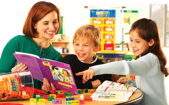 Nguyên tắc vàng giúp bé học tiếng Anh hiệu quả - Ảnh 1.