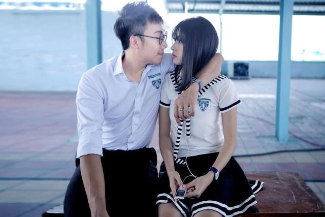 Kim Chi – Cô nàng vừa xinh đẹp vừa tài năng của series phim Cấp 3 - Ảnh 5.