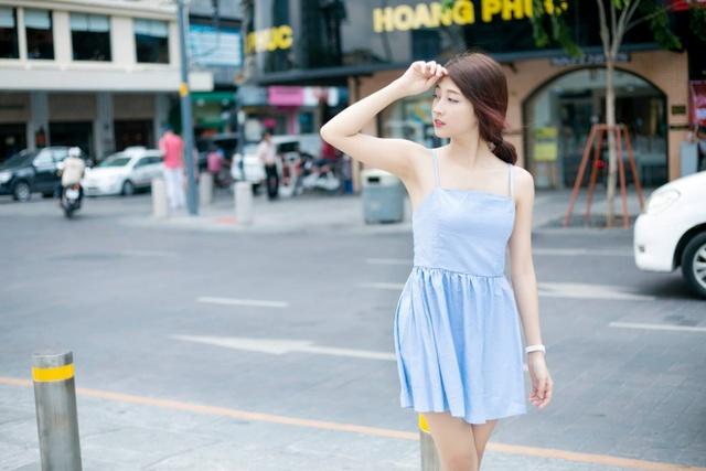 Kim Chi – Cô nàng vừa xinh đẹp vừa tài năng của series phim Cấp 3 - Ảnh 7.