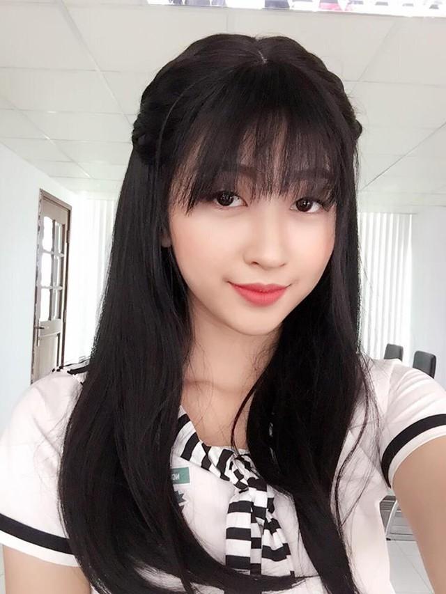 Kim Chi – Cô nàng vừa xinh đẹp vừa tài năng của series phim Cấp 3 - Ảnh 9.