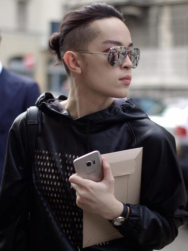 Samsung Galaxy S7 edge trở thành phụ kiện thời trang cực chất cùng Kelbin Lei - Ảnh 2.