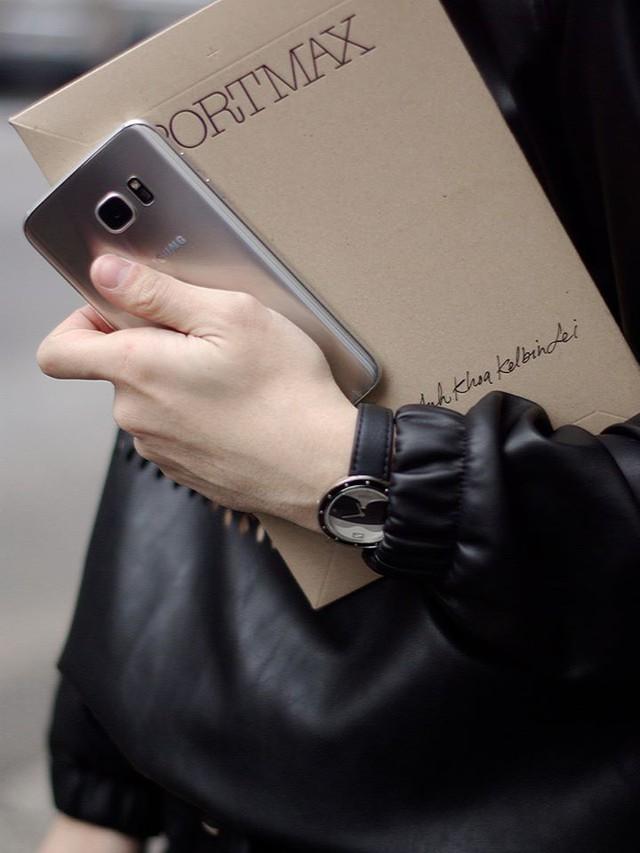 Samsung Galaxy S7 edge trở thành phụ kiện thời trang cực chất cùng Kelbin Lei - Ảnh 3.