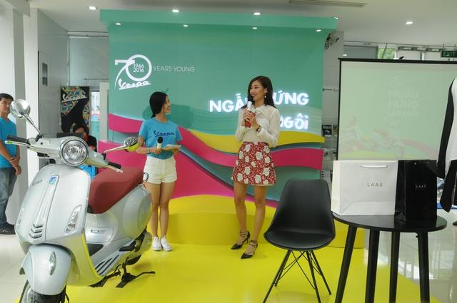 """Fashionista Việt """"bung"""" hết chất ngẫu hứng tại buổi giao lưu với stylist Pông Chuẩn - Ảnh 3."""