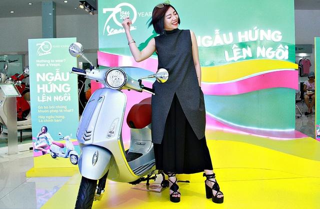 """Fashionista Việt """"bung"""" hết chất ngẫu hứng tại buổi giao lưu với stylist Pông Chuẩn - Ảnh 9."""