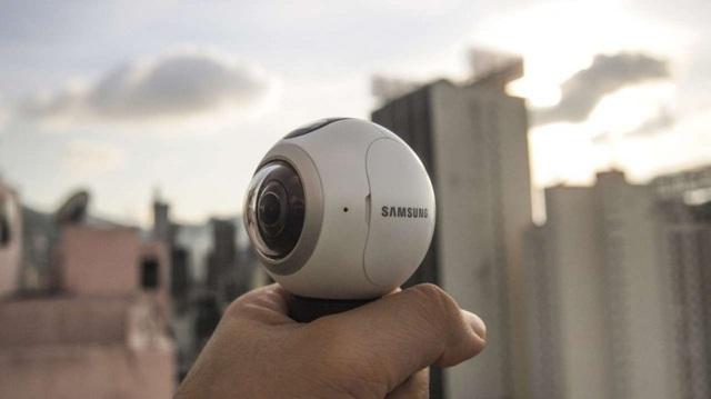 """Nghệ thuật """"đánh bùa choáng"""" mạng xã hội với camera Gear 360 - Ảnh 1."""