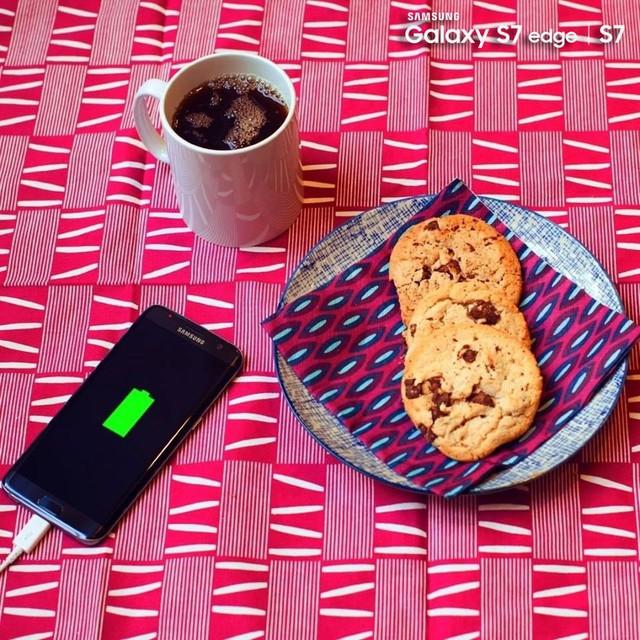 """Nửa năm """"mặn nồng"""" của người dùng và Galaxy S7 edge - Ảnh 6."""