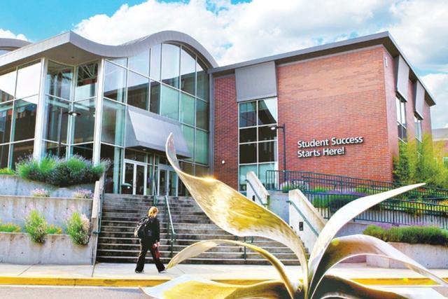 Hội thảo học bổng trường Cao đẳng Lane Community College - Ảnh 1.