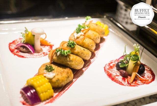 """""""Sốt xình xịch"""" với lễ hội ẩm thực Địa Trung Hải đang được giới sành ăn Sài Gòn săn đón - Ảnh 3."""