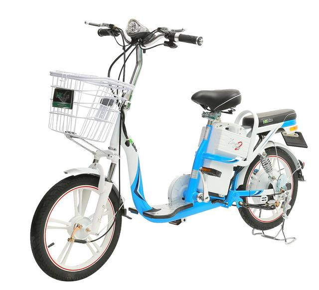 """Ngắm xe đạp điện """"tuyệt đỉnh sắc màu"""" được giới trẻ miền Nam yêu thích - Ảnh 2."""