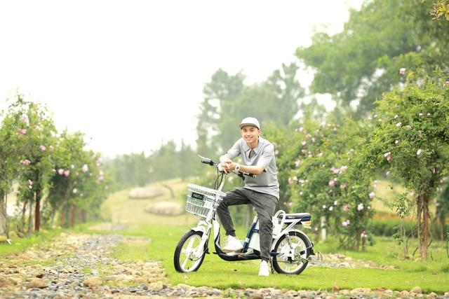 """Ngắm xe đạp điện """"tuyệt đỉnh sắc màu"""" được giới trẻ miền Nam yêu thích - Ảnh 4."""