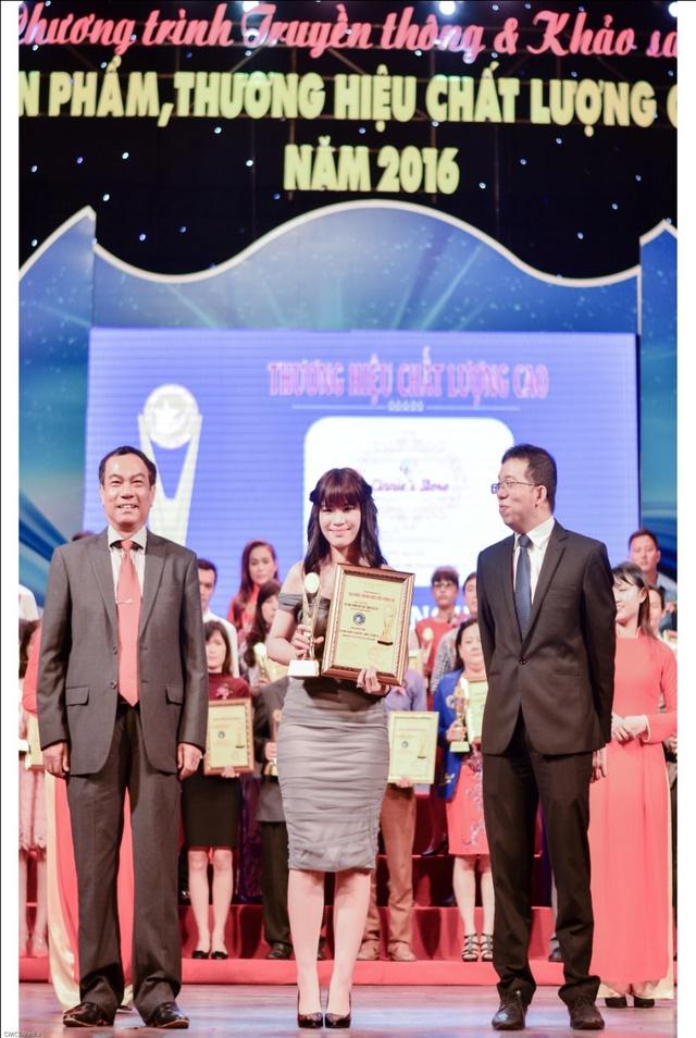 Vượt khó khăn, nữ giám đốc trẻ 9x thành công với dòng sản phẩm đạt chuẩn quốc tế - Ảnh 1.