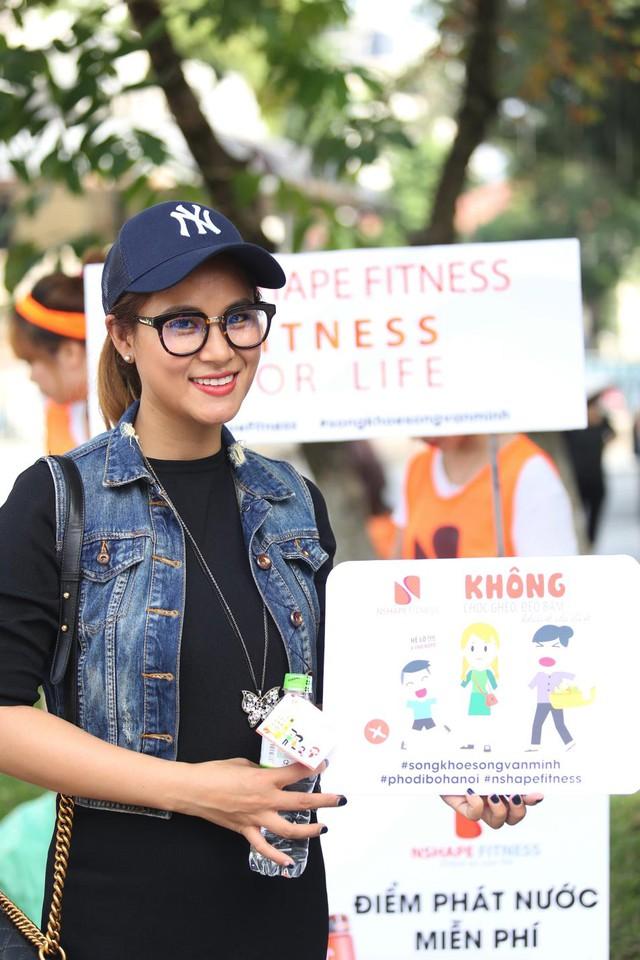 Giới trẻ thích thú với các hoạt động cộng đồng tại phố đi bộ - Ảnh 5.