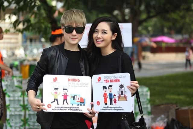 Giới trẻ thích thú với các hoạt động cộng đồng tại phố đi bộ - Ảnh 6.